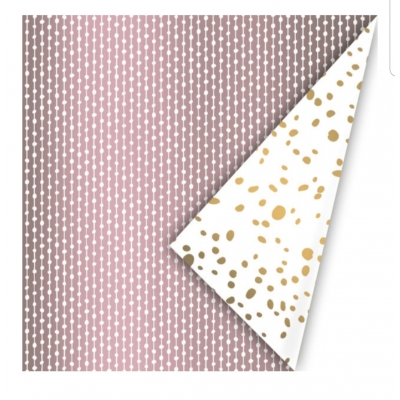 Inpakpapier   Connecting dots