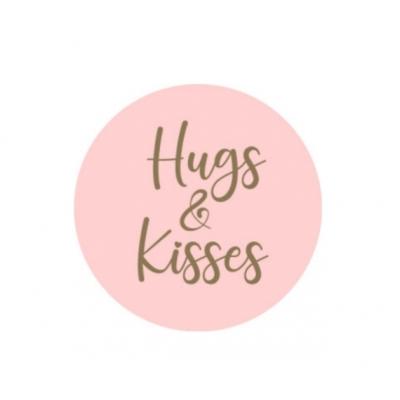 Kadostickers | Hugs & Kisses