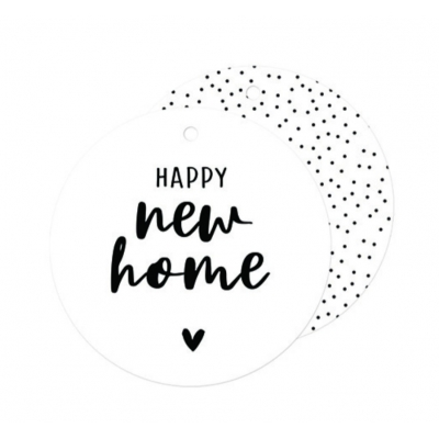 Kadolabels | Happy new home