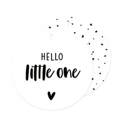 Kadolabels | Hello little one